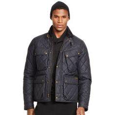 Quilted Moto Jacket - Polo Ralph Lauren Casual Jackets - Ralph Lauren UK