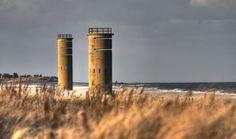 Tower Beach, Rehoboth Beach Delaware