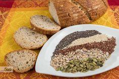 multi bean bread by Memw on 500px