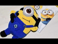 My crochet toys