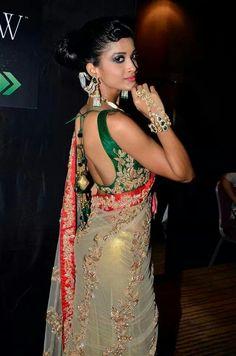 Indian Wear, Sari, How To Wear, Fashion, Saree, Moda, Indian Fashion, La Mode, Indian Clothes