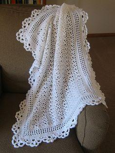 Crochet Baby Ideas FREE Crochet Afghan Pattern - Roses Remembered Free via ravelry - Crochet Afgans, Baby Afghan Crochet, Baby Afghans, Baby Blankets, Crochet Blankets, Crochet Hooks, Free Crochet, Knit Crochet, Ravelry Crochet