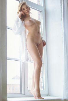 Hot skinny cowgirl naked