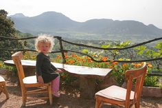 World's most perfect cafe, Pigna, Corsica