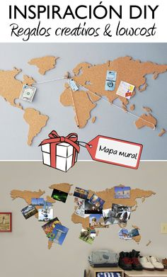 ¡Hola DIYers!   ¿Cómo lleváis los regalos de Navidad? Tanto si vais faltos de presupuesto como si vais faltos de inspiración, creo que el ...