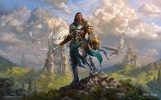 Gideon, Battle-Forged - Will Murai
