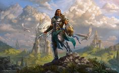 Gideon, Battle-Forged by Will Murai