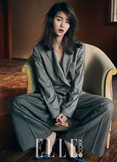 2015.09, ELLE, Im Ji Yeon