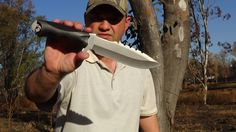 Survival Knife, Knives, Africa, Youtube, Knife Making, Knifes, Youtubers, Youtube Movies