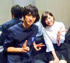 "Sota Fukushi x Tsubasa Honda, Finished filming!, J drama series ""Koinaka"" 2015 [Ep w/Eng. sub] http://www.dramatv.tv/watch-dr…"