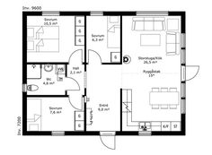 Barn Style House Plans, Outdoor Bathrooms, Euro, Beach Cottage Style, Tiny Living, Tiny House, Building A House, Architecture Design, Floor Plans