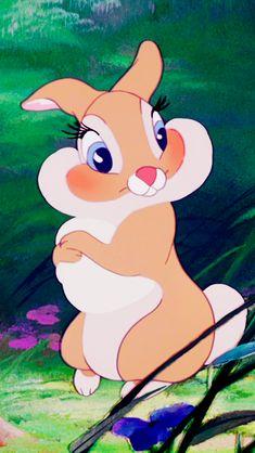 *MISS BUNNY ~ Bambi, 1942