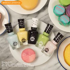 Finding your How sweet it is--especially when it's from the Daily Delights collection! Take our quiz to find your shade. Sally Nails, Sally Hansen, Nail Care, Hair And Nails, Creme, Tea Party, Finding Yourself, Sweet, Collection