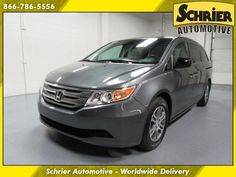 Car brand auctioned:Honda Odyssey EX-L | Back Up Cam, Bluetooth, Heated Leather 13 Car model honda odyssey exl gray fwd leather sunroof hid headlights power lift gate Check more at http://auctioncars.online/product/car-brand-auctionedhonda-odyssey-ex-l-back-up-cam-bluetooth-heated-leather-13-car-model-honda-odyssey-exl-gray-fwd-leather-sunroof-hid-headlights-power-lift-gate/