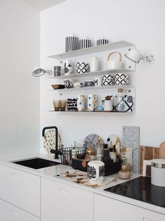 Top Interior Design Schools In The Us Nordic Interior, Interior Design Kitchen, Marimekko, Bohemian Kitchen, Scandinavian Kitchen, Beautiful Kitchens, Interiores Design, Home Decor Inspiration, Decoration