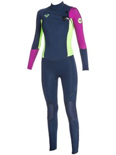 Roxy Cypher 4/3mm Chest-Zip Fullsuit online bestellen im Blue Tomato Shop