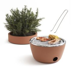 Black   Blum have put the sizzle into bbq design. Your bbq and herb-garden in one.It looks li...