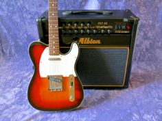 Albion TCT35 – with Telecaster