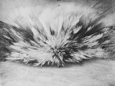graphite drawing by marissa textor