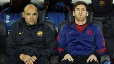 Operaron a Lionel Messi en España por sus problemas renales - Fútbol