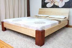 Łóżko REM BIS - bukowe