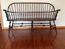 Windsor Bench, Antique