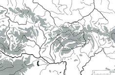 Hranica púchovskej kultúry (podľa Pieta 2008) Diagram, Map, World, Location Map, Maps, The World