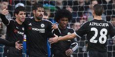 Hasil Pertandingan Crystal Palace vs Chelsea: The Blues Hajar Palace di Selhurst Park
