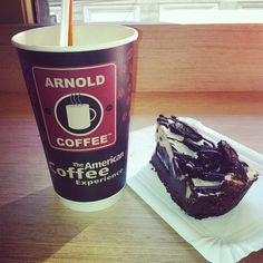 #arnoldcoffee ♥ - @jawaddina- #webstagram