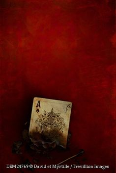 Trevillion Images - burnt-ace-of-spades-playing-card