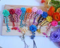 Rakhi, Ribbon Embroidery, Diy And Crafts, Crochet Necklace, Model, Handmade, Fashion, Hair, Flower Brooch