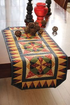 Bygone Table Topper