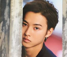 Kento really has a strange charm that is just so handsome
