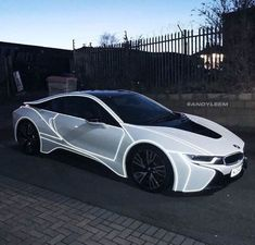 bmw white dream cars - bmw white _ bmw white and blue _ bmw white wallpaper _ bmw white audi _ bmw white black _ bmw white dream cars Luxury Sports Cars, Top Luxury Cars, Sport Cars, Bmw Sports Car, Bmw I8, Ferrari, Maserati, Bugatti, Fancy Cars
