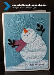 make hand made christmas cards - Google Search