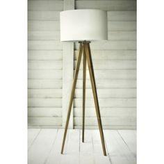 Lampara Tripode de Pie Tripod Lamp, Lighting, Home Decor, Ideas, Standing Lamps, Furniture, Blue Prints, Lights, Interior Design