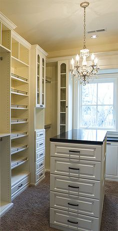 Create your own DIY closet design with these closet makeover ideas. Small Master Closet, Master Closet Design, Small Closet Space, Master Bedroom Closet, Small Closets, Bathroom Closet, Small Spaces, Bathroom Storage, Closet Mirror