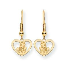 Disney Jewelry Cinderella Charm on French Earrings - Gold-plate Disney. $104.99. Gold