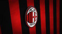 AC Milan 3D Logo Wallpaper