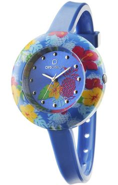 610ab5be29b Tropical OPSPW-211  Klepsoo  Watches  Opsobject  Carnival  CarnivalTime