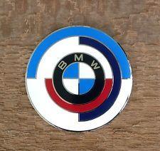 BMW Vintage Motorsport Roundel Grill Badge 70mm Diameter