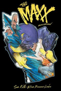 The Maxx: Maxximized Vol. 5 - Comics by comiXology Jungle Queen, The Maxx, Comic Store, Image Comics, History Books, Comic Character, Comic Books Art, Marvel Dc, Cover Art