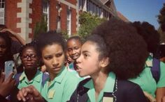 South African School Suspends 'Racist' Hair Policy