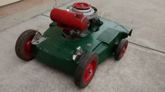 Antique Vintage Lawn Boy Lawnboy RPM Iron Horse Mower Lawnmower   eBay