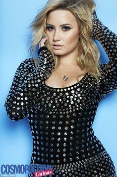 Demi Lovato in Cosmo Latina Demi Lovato, Gi Joe, Rihanna, Divas, She Is Gorgeous, Beautiful Women, Absolutely Gorgeous, Beautiful People, Woman Crush