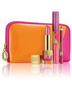 Under 40 FOR HER: ESTEE LAUDER gift set #beauty #lipstick #lipgloss BUY NOW!