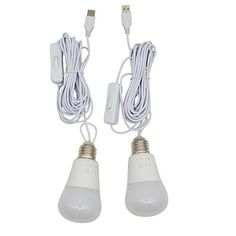 HKYH LED Bulbs for the Solar Panel Lighting System 37V 2W 2 Pack -- Read more reviews of the product by visiting the link on the image. (Note:Amazon affiliate link)