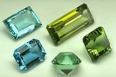Green Beryl.  This differs from emerald because of a lack of chromium.