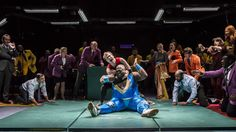 As You Like It with Joe Bannister (Orlando) Leon Annor (Charles) Joe Bannister, Theatre Reviews, Theater Tickets, London Theatre, National Theatre, First Night, Costume Design, Like You, Musicals