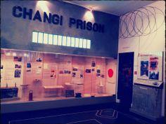 Changi Prison Museum & Chapel in Singapore